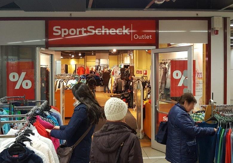 SportScheck Outlet Munich