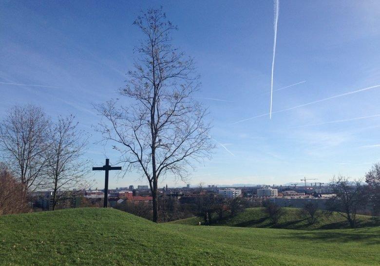 The Hidden Cross Munich