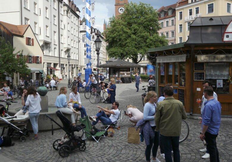 Wiener Platz Munich
