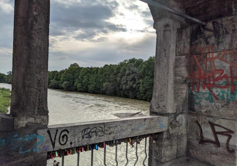 Wittelsbacher Bridge Munich