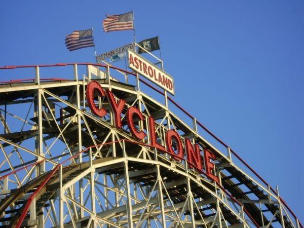 Coney Island Cyclone New York