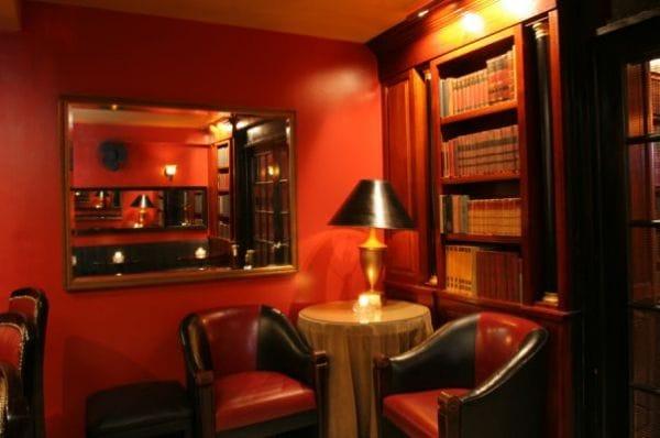 Lexington Bar and Books New York