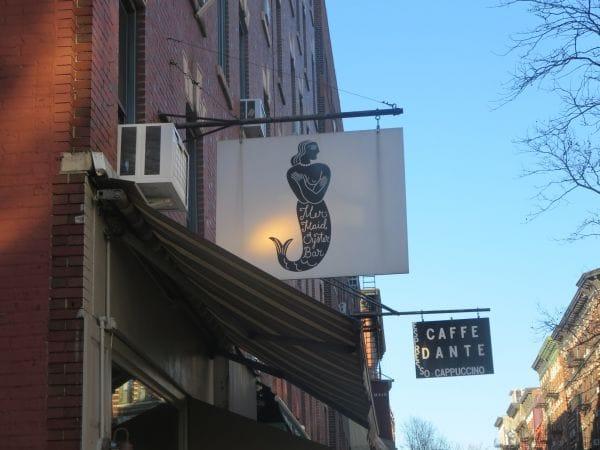 Mermaid Oyster Bar New York