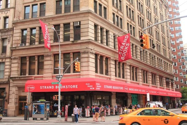 Strand Bookstore New York