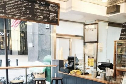 Blue Spoon Coffee – Independent coffee shop in FiDi