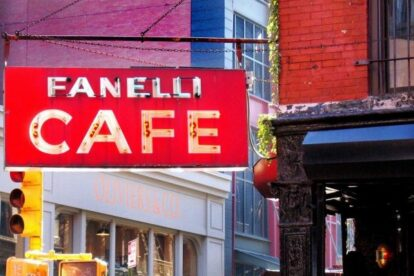 Fanelli Cafe New York