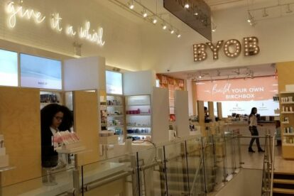 Birchbox SoHo New York