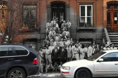 """""""A Great Day in Harlem"""" Site New York"""