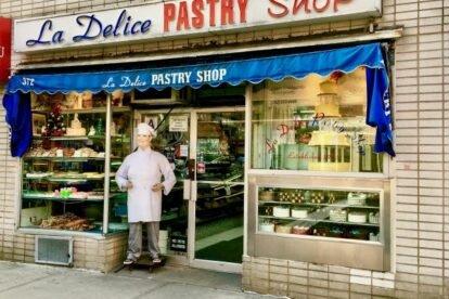 La Delice Pastry Shop New York