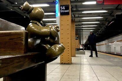 Life Underground--Tom Otterness New York