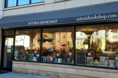 The Astoria Bookshop New York