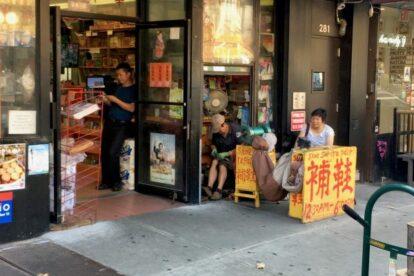 Chinatown Shoe Repair New York