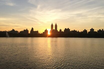Jackie O Reservoir New York