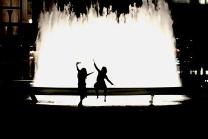 Revson Fountain New York