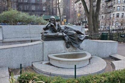 Straus Park New York