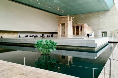 Temple of Dendur New York