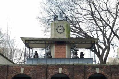 Delacorte Music Clock New York