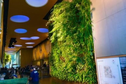 Rubenstein Atrium New York