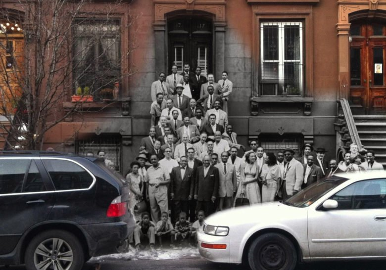 """A Great Day in Harlem"" Site New York"