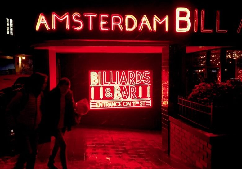 Amsterdam Billiards New York