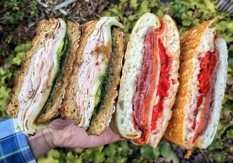Anthony & Son – Old-school sandwich shop