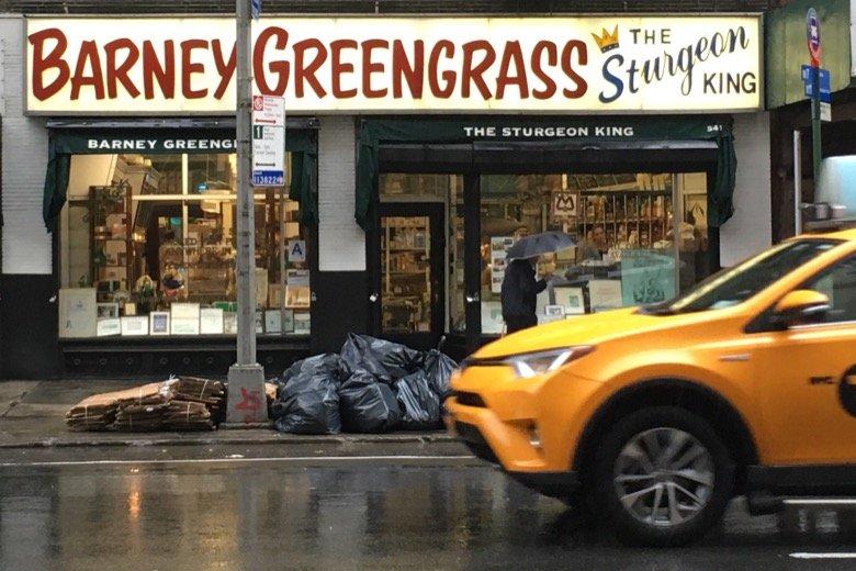 Barney Greengrass New York