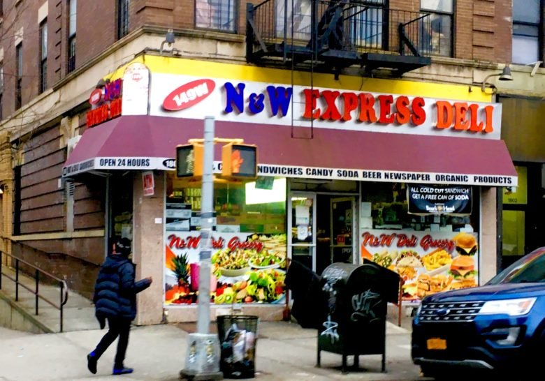 Bodegas New York