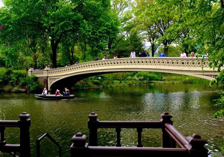 Bow Bridge New York