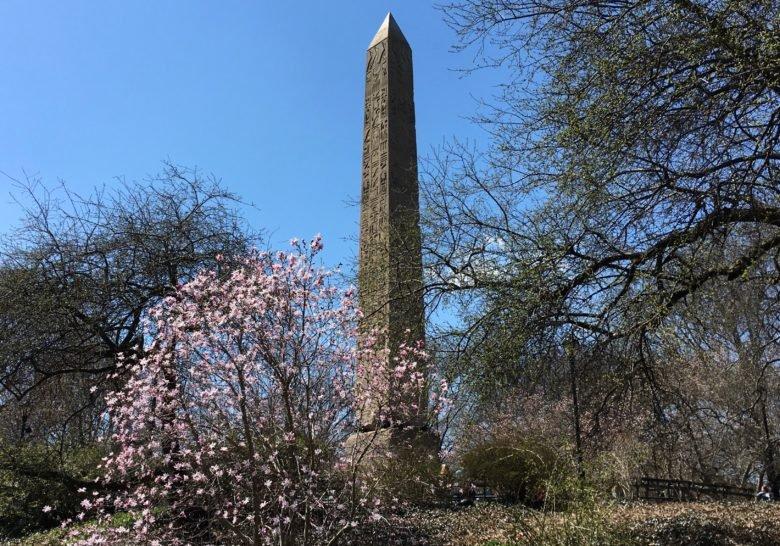 Cleopatra's Needle New York