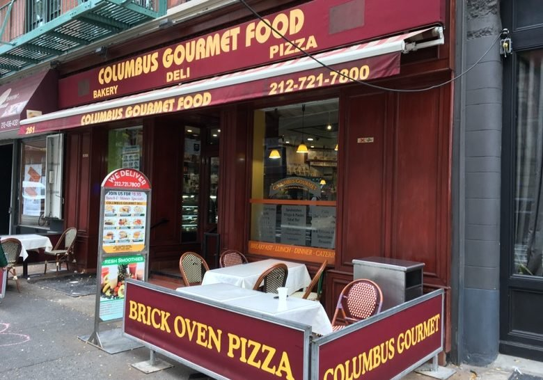 Columbus Gourmet Food New York