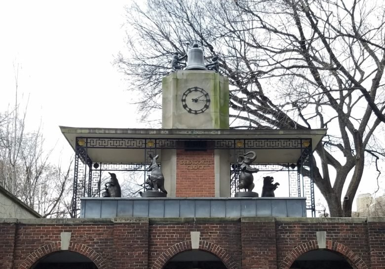 Delacorte Music Clock New York