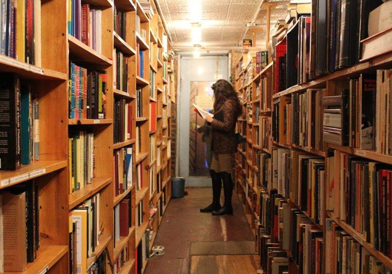 East Village Books – Used books fiasco