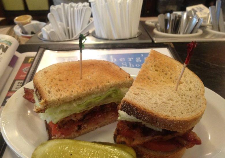 Eisenberg's Sandwich Shop New York