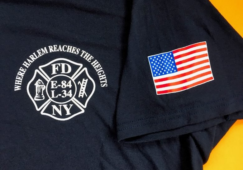 Firehouse T-shirts New York
