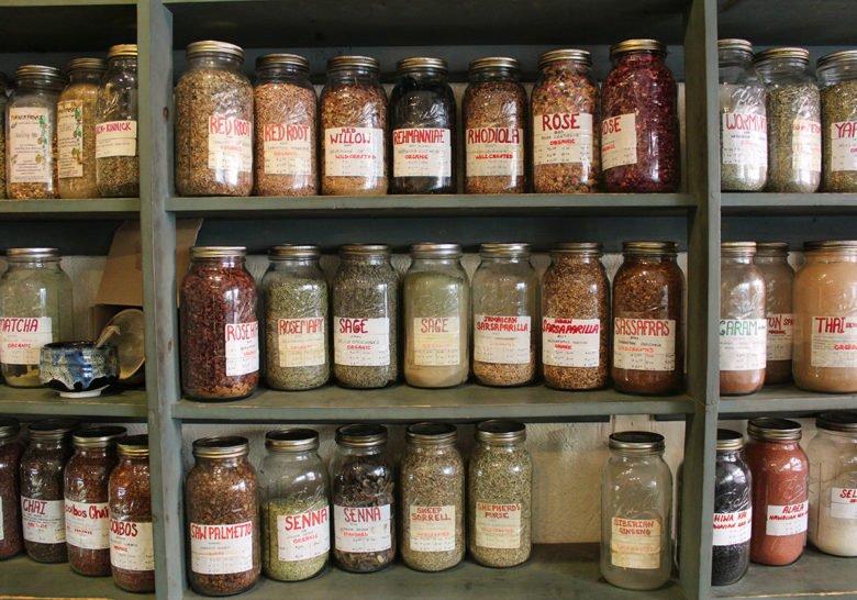 Flower Power Herbs & Roots, Inc – Herbal heaven