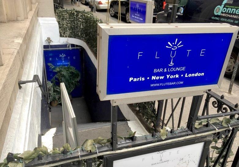 Flute Champagne Bar New York