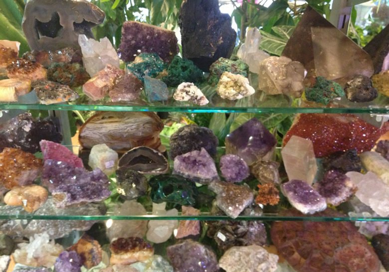 Gea's Garden Jewels – Plants, gems and crystals