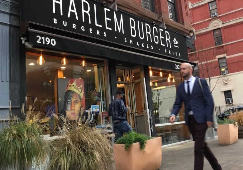 Harlem Burger New York
