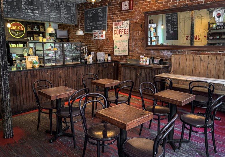 Jack's Stir Brew Coffee New York