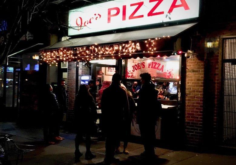 Joe's -- West Village New York