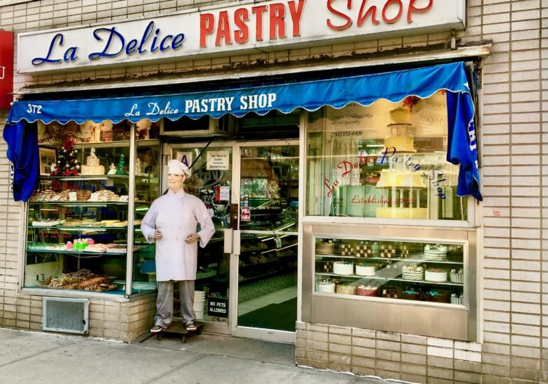 La Delice Pastry Shop New York