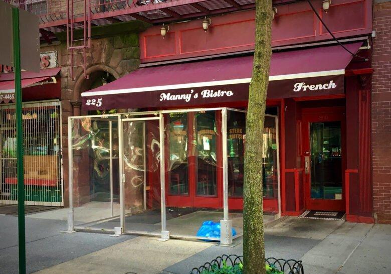 Manny's Bistro New York