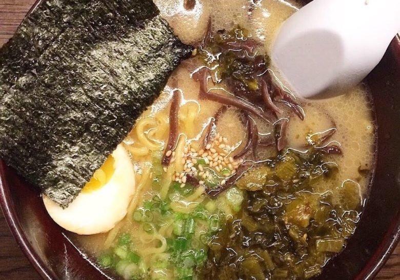 Momosan Ramen & Sake New York