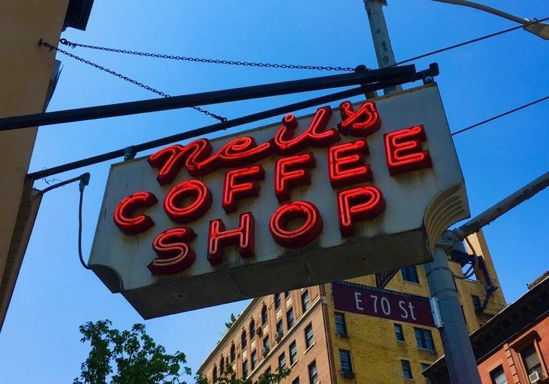 Neil's Coffee Shop New York