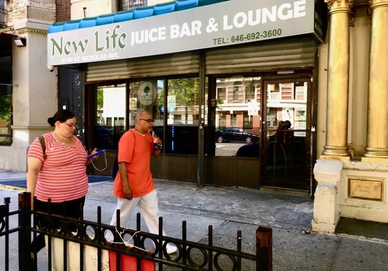 New Life Juice Bar & Lounge New York