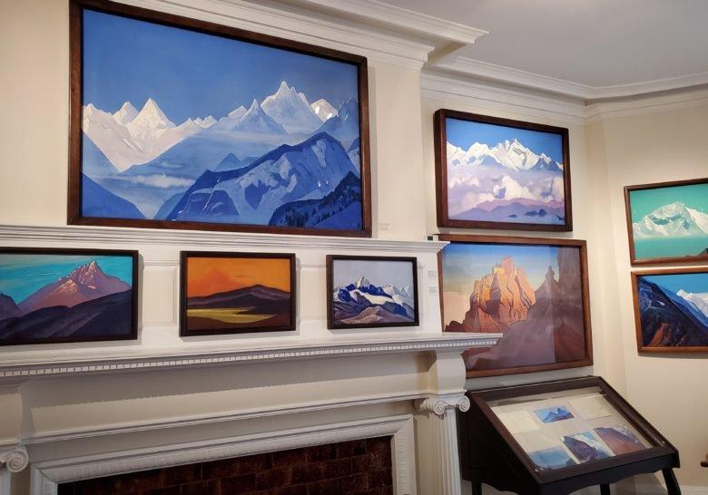 Nicholas Roerich Museum New York