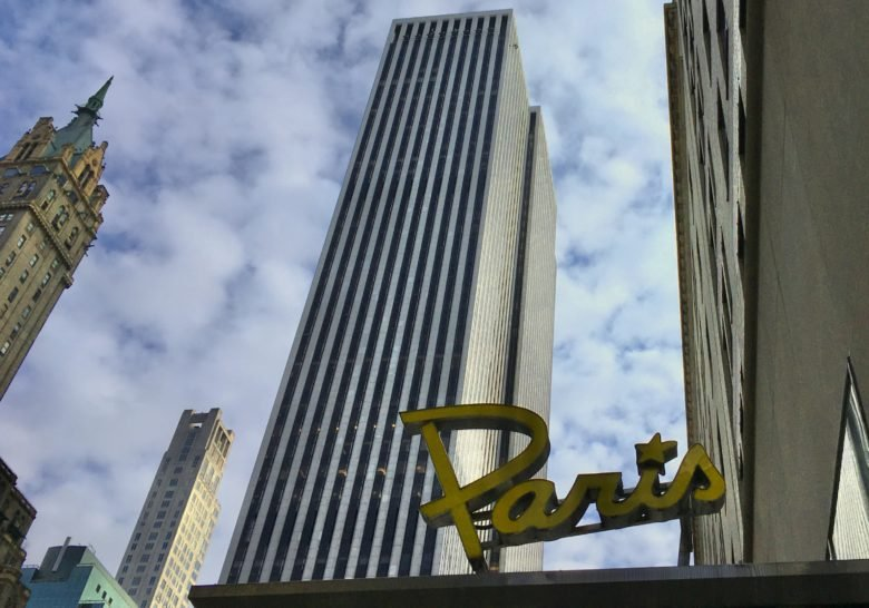 Paris Cinema New York