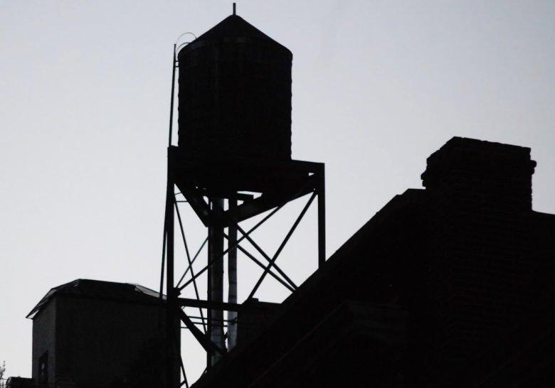 Rooftop Water Tanks New York