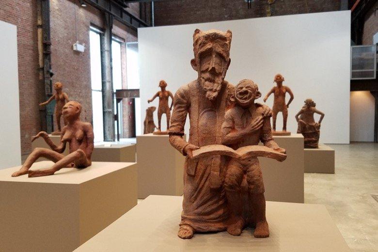 Sculpture Center New York