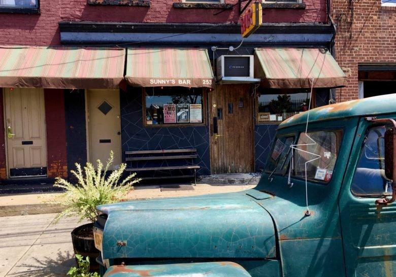 Sunny's Bar New York